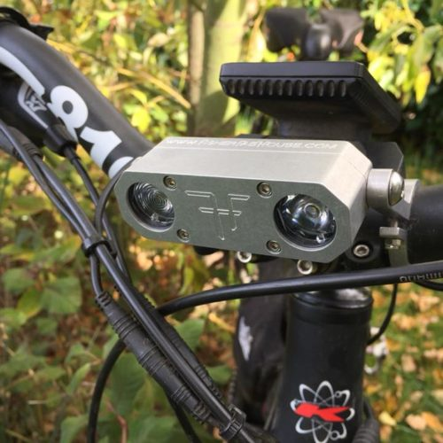 Ultra 3200 ebike headlight
