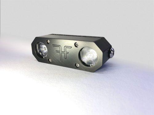 36-96V Ultra Black Out Light